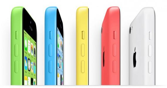 [Soldes] iPhone 5C en promotion !