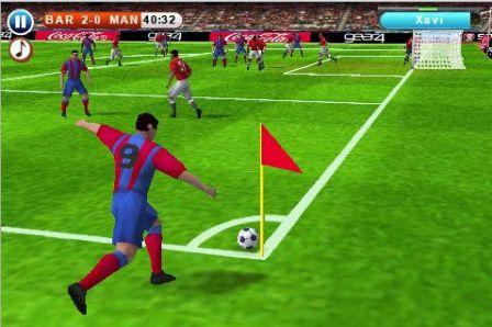 Les 5 meilleurs jeux de foot