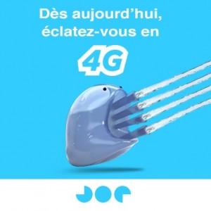 [Bon Plan] 50% chez Joe Mobile sur son forfait 4G