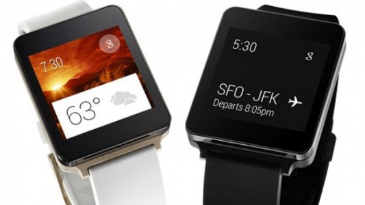 LG G Watch : les caractéristiques dévoilées