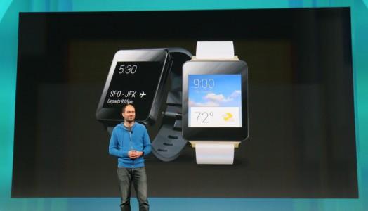 LG G Watch et Samsung Gear Live, les nouvelles montres connectées Android