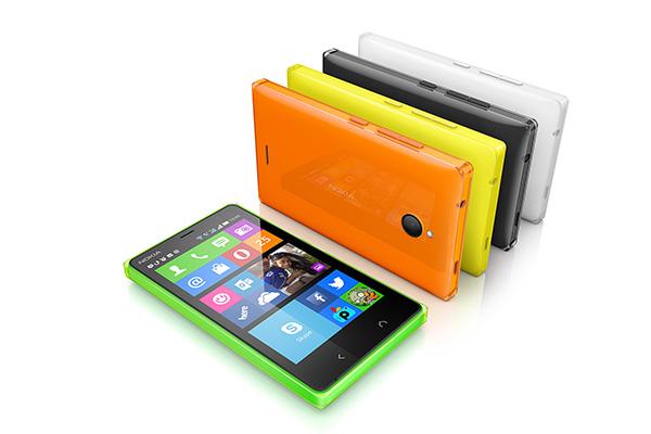 Nokia X2, une arrivée  haute en couleurs