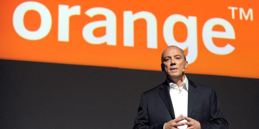 Orange et Stéphane Richard