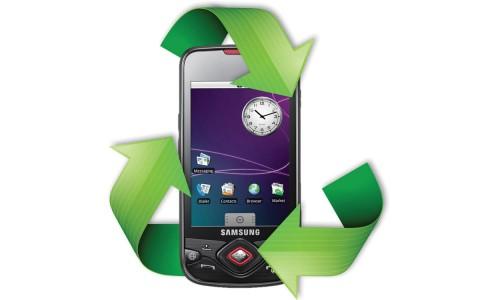 Gagner de l'argent en recyclant son vieux mobile