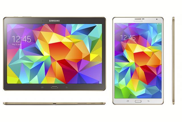 samsung galaxy tab s deux nouvelles tablettes haut de gamme meilleur mobile. Black Bedroom Furniture Sets. Home Design Ideas
