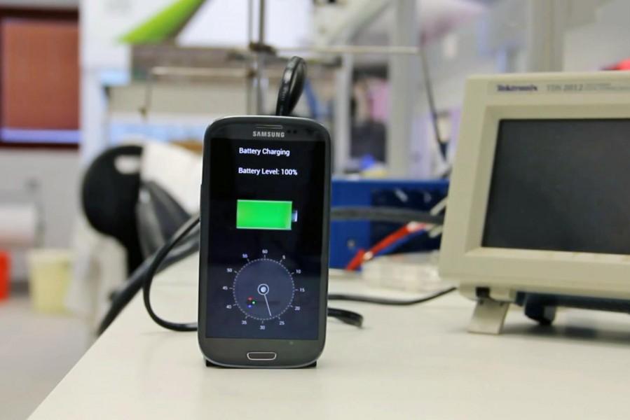 StoreDot, la recharge de votre smartphone en 30 secondes