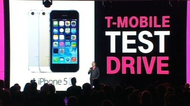 iPhone 5S gratuit pendant une semaine !