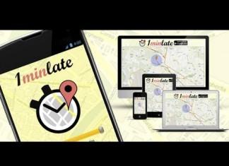 1minLate : L'application des retardataires