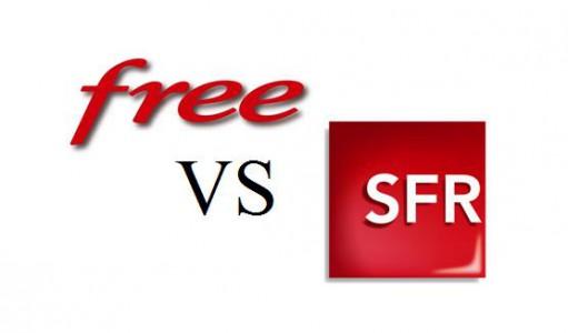 Free attaque le directeur de l'information de SFR