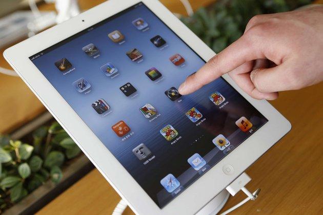 Apple : Une allergie à l'iPad