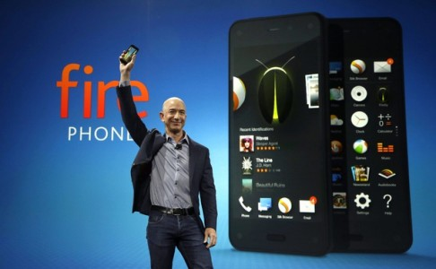 Fire Phone : une déception