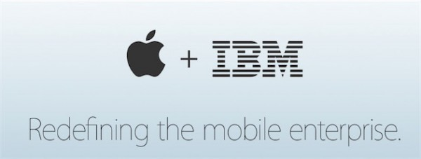 Apple et IBM s'allient pour conquérir les entreprises