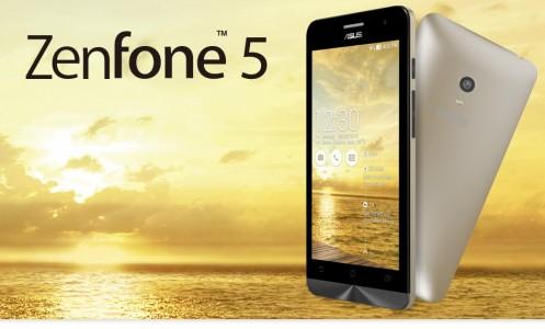 Test Asus Zenfone 5, un bon entrée de gamme