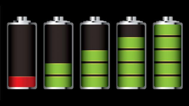 Cette batterie se recharge en un temps record !
