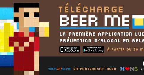 Beer Me : votre niveau d'alcoolémie en temps réel