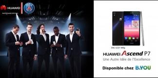[Bon Plan] l'Huawei Ascend P7 chez B&You à 329€