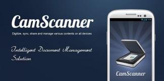 CamScanner : Scannez ce que vous voulez