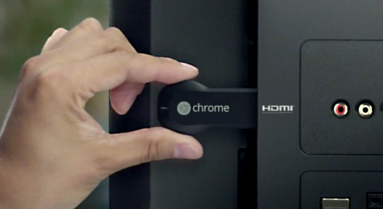 Chromecast souffle sa premi�re bougie