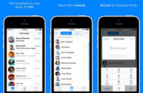 Facebook va imposer Messenger, mais pourquoi ?