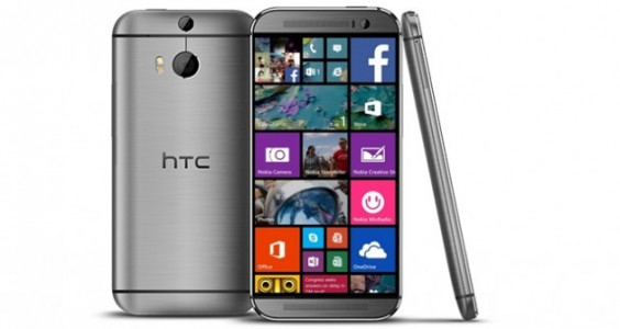 HTC One M8 : une version Windows Phone