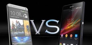 [Battle] HTC One vs Sony Xperia Z1