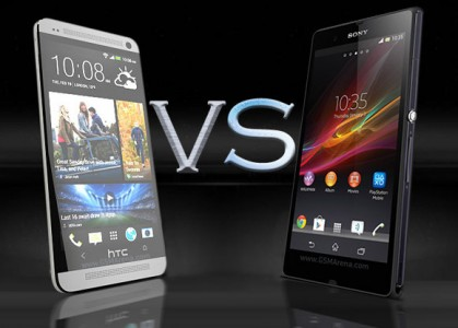 [Battle] HTC One vs Sony Xperia Z1