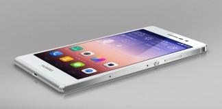 Huawei Ascend P7 : un million vendus dans le monde