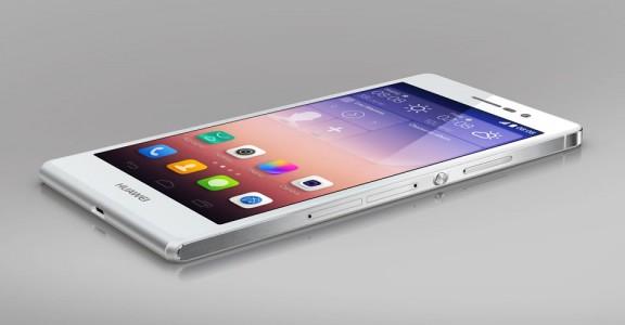 Huawei Ascend P7 : un million vendu dans le monde
