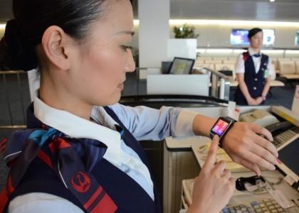 Montres connectées : Japan Airlines va équiper ses salariés
