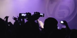 Kimd: Filmez vos concert sans déranger le foule