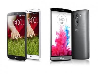 [Meilleur Prix] LG G2/LG G3 : où l'acheter en ce 22/07/2014 ?