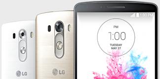 LG G3 se décline en 5 modèles