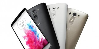 LG G3 Prime : un modèle 4G+ attendu