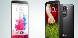 [Meilleur Prix] LG G2/LG G3 : où l'acheter en ce 15/07/2014 ?