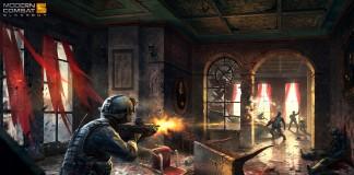Modern Combat 5 débarque sur iOS