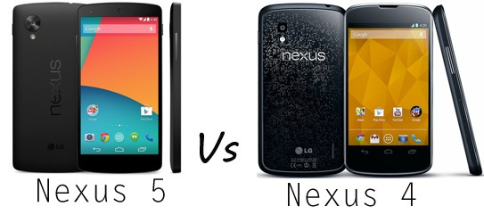 [Meilleur Prix] Google Nexus 4 /Nexus 5 : o� les acheter en ce 24/07/2014 ?