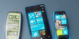 Nokia 3310 sous Windows Phone !