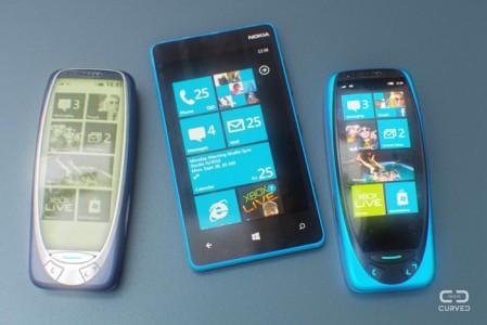 Nokia 3310 sous Windows Phone !