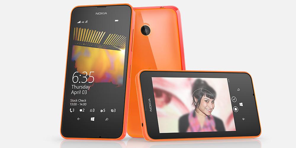 Le nokia lumia 635 succ 232 de au lumia 625 il arbore un nouveau design