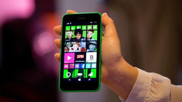 Test du Nokia lumia 635, la 4g à petit prix