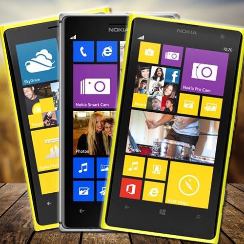 [Meilleur prix] Nokia Lumia 520 - 635 - 1020 : où les acheter en ce 11/07/2014 ?