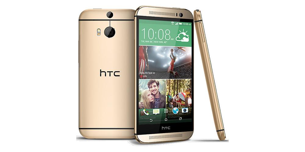 HTC annonce un modèle one M8  double SIM réservé à 3 pays
