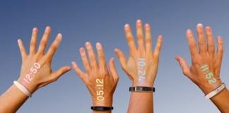Ritot : la montre qui affiche l'heure sur votre peau