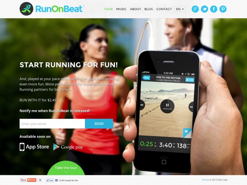 RunOnBeat : La musique à votre rythme