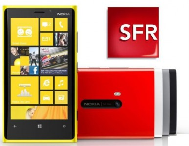 SFR : calendrier des mises à jour de smartphones Windows Phone