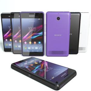 Test Sony Xperia E1, un smartphone pour la musique ?