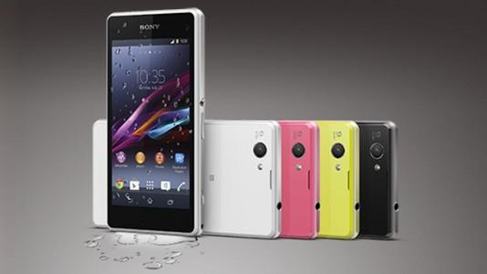 [Bon plan] Sony Xperia Z1 Compact avec une réduction de 200€ chez Materiel.net !