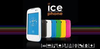 test de l'ice phone ice watch