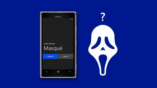 [Astuce] Windows Phone : comment bloquer un contact ?
