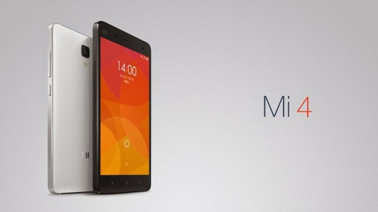 Xiaomi Mi4 : le nouveau fleuron